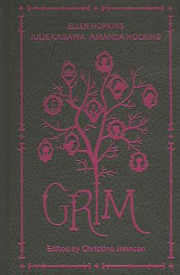 Grim By Johnson, Christine E.